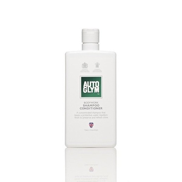 Bodywork Shampoo Conditioner